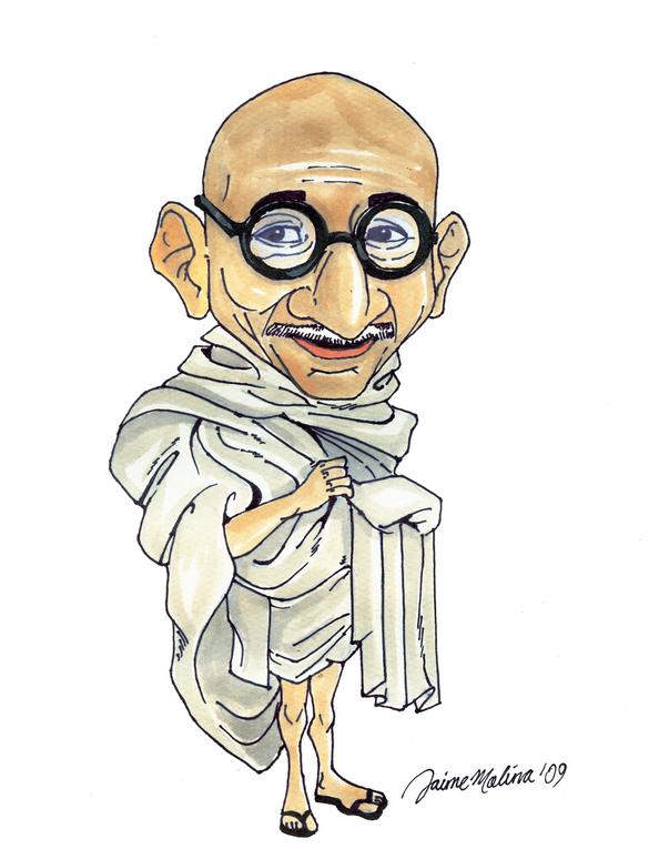 Bapu for today: Looking at this era through Mahatma Gandhi ...
