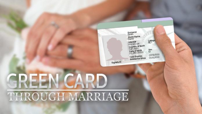 green card thru marriage  india tribune