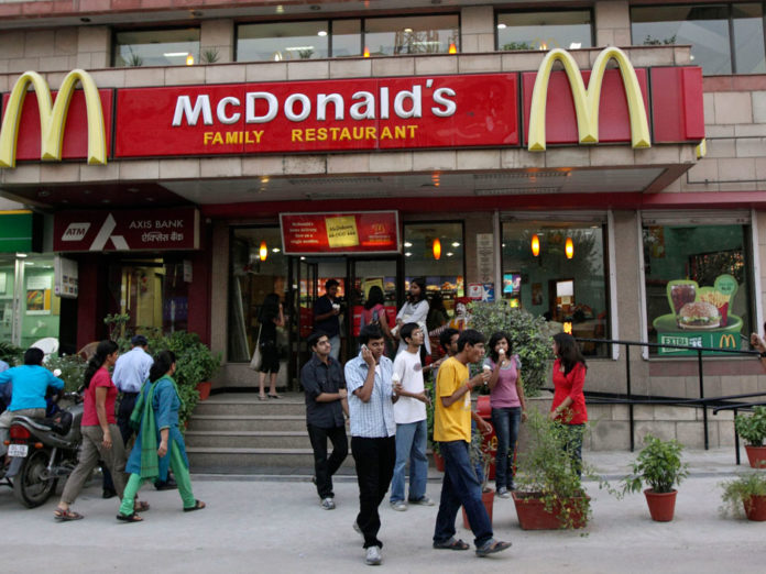 mcdonald failure india Mcdonald's corp, the fast food chain that brought the hamburger to the world, is opening what may be its first vegetarian-only restaurants mcdonald's to beef up in india with meatless menu home.