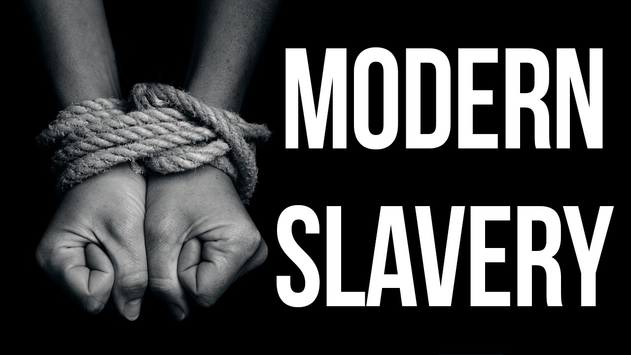 the issue of human trafficking as a form of modern slavery Modern-day slavery & human trafficking 2 abstract slavery and human trafficking have become a widespread problem across the globe today practices including debt bondage, forced labor, sexual slavery, and more are occurring in.