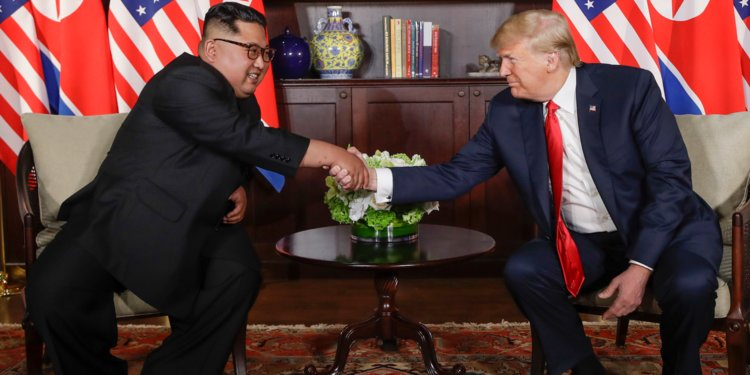 Does Trump & Kim meets again by this year end?