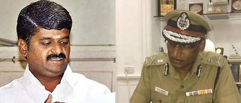 Minister bats for Vijayabhaskar and DSP!