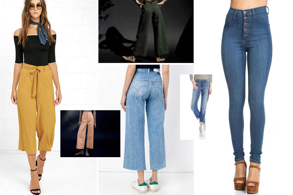 3fc411073439b7 New Delhi, (IANS) If you want to up your style game, just wearing trendy  bottoms like boyfriend jeans and culottes is not the answer.