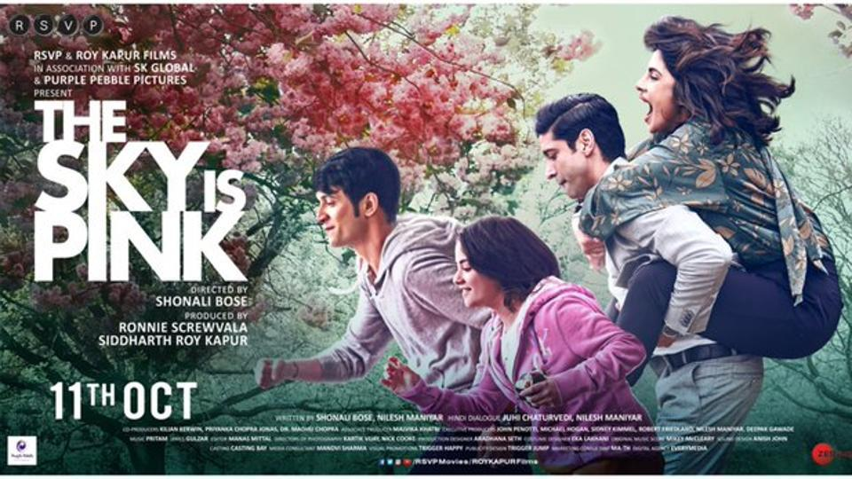 The Sky is Pink' promises love, emotional family drama