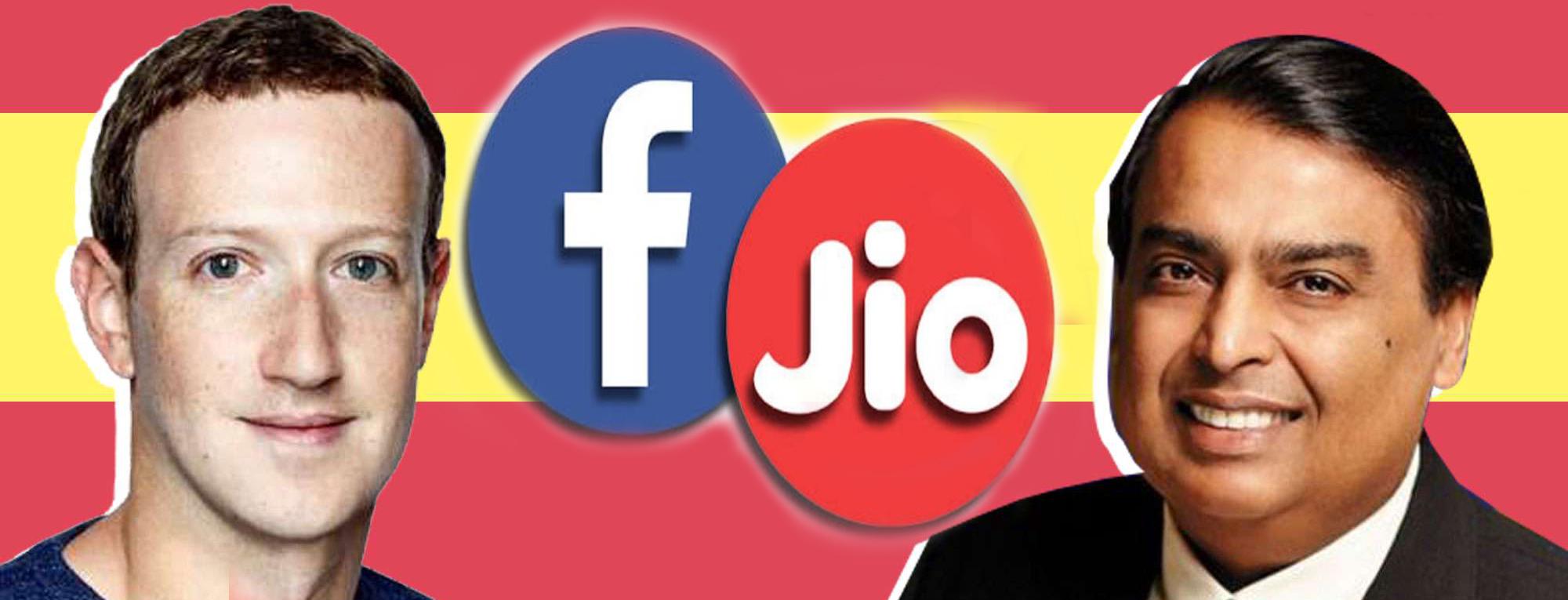 Facebook-Jio deal brings cheers to Indian industry in grim times ...