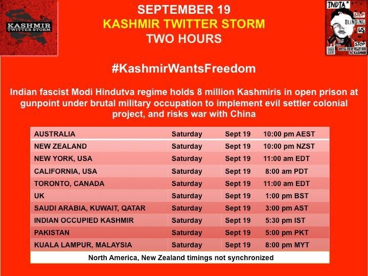 Pak starts anti-India campaign over Kashmir ahead of UNGA debate